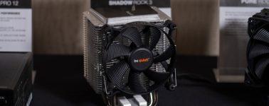 be Quiet! anuncia sus nuevos disipadores CPU Shadow Rock 3 y Pure Rock 2
