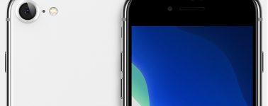 Así luce el iPhone 9, hardware actual pero con un diseño de hace 6 años