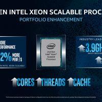 El Intel Xeon de 24 núcleos @ 10nm se pasea por Geekbench, y no pinta muy bien la cosa