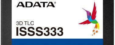 ADATA ISSS333: SSD de 2.5″ SATA III conprotección contra pérdida de potencia