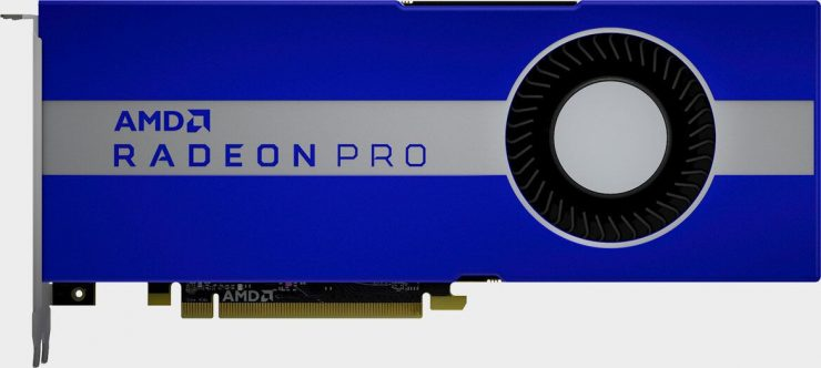 AMD Radeon Pro W5500 740x332 0