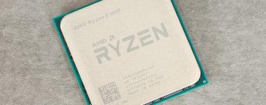 Review: AMD Ryzen 5 1600 AF