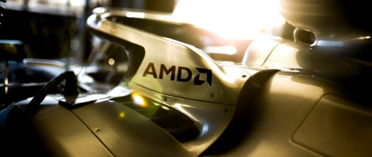 AMD y Mercedes AMG Petronas Formula One Team 740x313 0