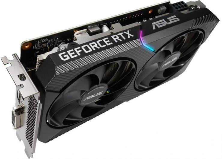Asus GeForce RTX 2060 Dual Mini