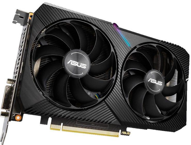 GeForce RTX 2060 Dual Mini