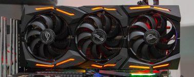 Asus lanza una BIOS ejecutable para aumentar la velocidad de la memoria de sus Radeon RX 5600 XT