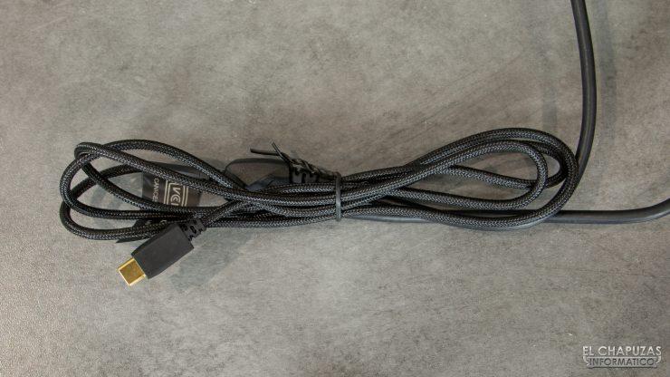 Asus ROG Theta 7.1 - Cable USB-C