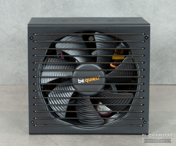 Be Quiet! Straight Power 11 Platinum - Rejilla del ventilador