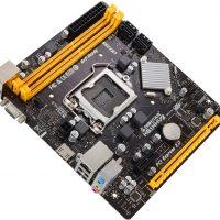 Biostar lanza su H61MHV2, una placa base con un chipset Intel H61 lanzado hace 9 años
