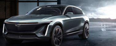Cadillac mostrará su primer coche completamente eléctrico en Abril