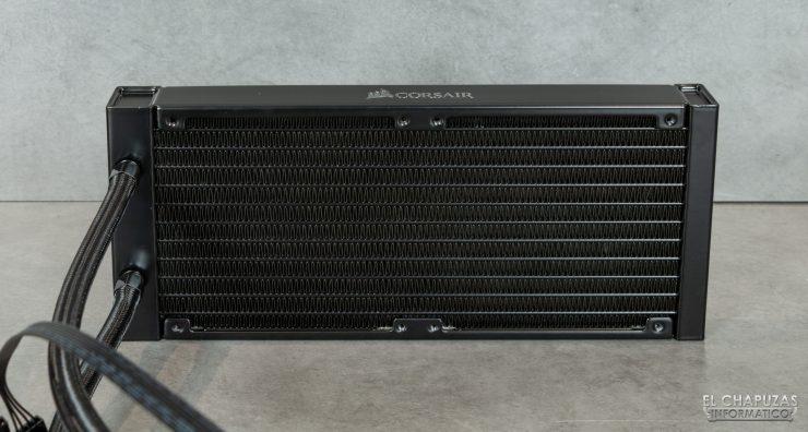 Corsair iCUE H100i RGB Pro XT - Radiador