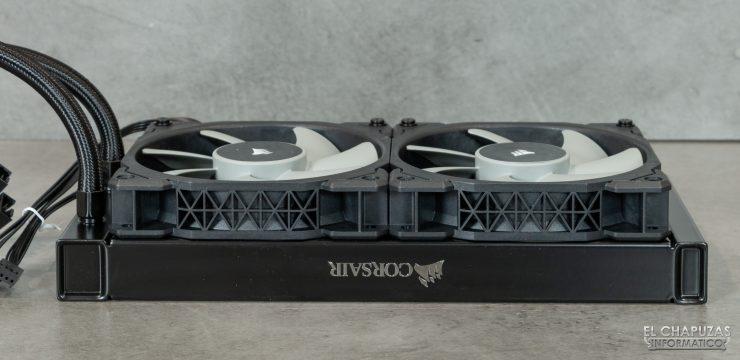 Corsair iCUE H100i RGB Pro XT - Con ventiladores 1