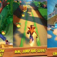 Crash Bandicoot llegará a nuestros dispositivos móviles en breve