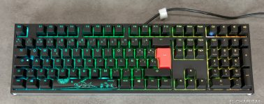 Review: Ducky One 2 RGB (Cherry MX Brown)