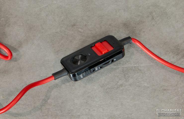 Edifier V4 - Controlador