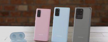 Samsung Galaxy S20, Galaxy S20+ y Galaxy S20 Ultra anunciados