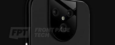 Se filtra la primera imagen del Google Pixel 5 XL, traerá triple cámara trasera
