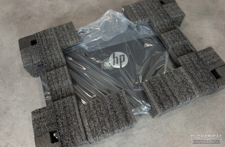 HP Pavilion Gaming 15-ec0003ns - Embalaje 3