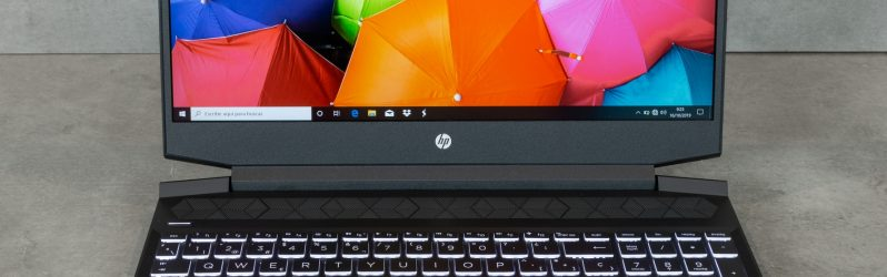 Review: HP Pavilion Gaming 15-ec0003ns (Ryzen 7 3750H + GTX 1650)