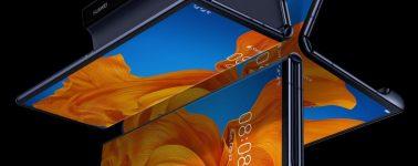 Huawei Mate Xs: Diseño plegable con el SoC Kirin 990 5G y cuádruple cámara a un precio de 2.499 euros