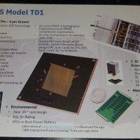 IBM revela que su procesador Z15 @ 14nm es capaz de alcanzar los 6.00 GHz