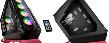 Kolink lanza sus chasis Void RGB, Quantum y Big Chungus en España