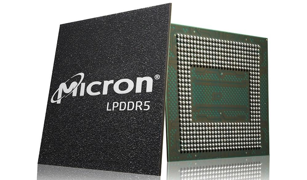 Micron LPDDR5 0