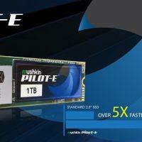 Mushkin Pilot-E: SSD PCIe 3.0 de hasta 2TB de capacidad para la gama media
