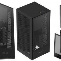 El chasis NZXT H1 (Mini-ITX) aterriza en Europa a un precio de 349,90 euros
