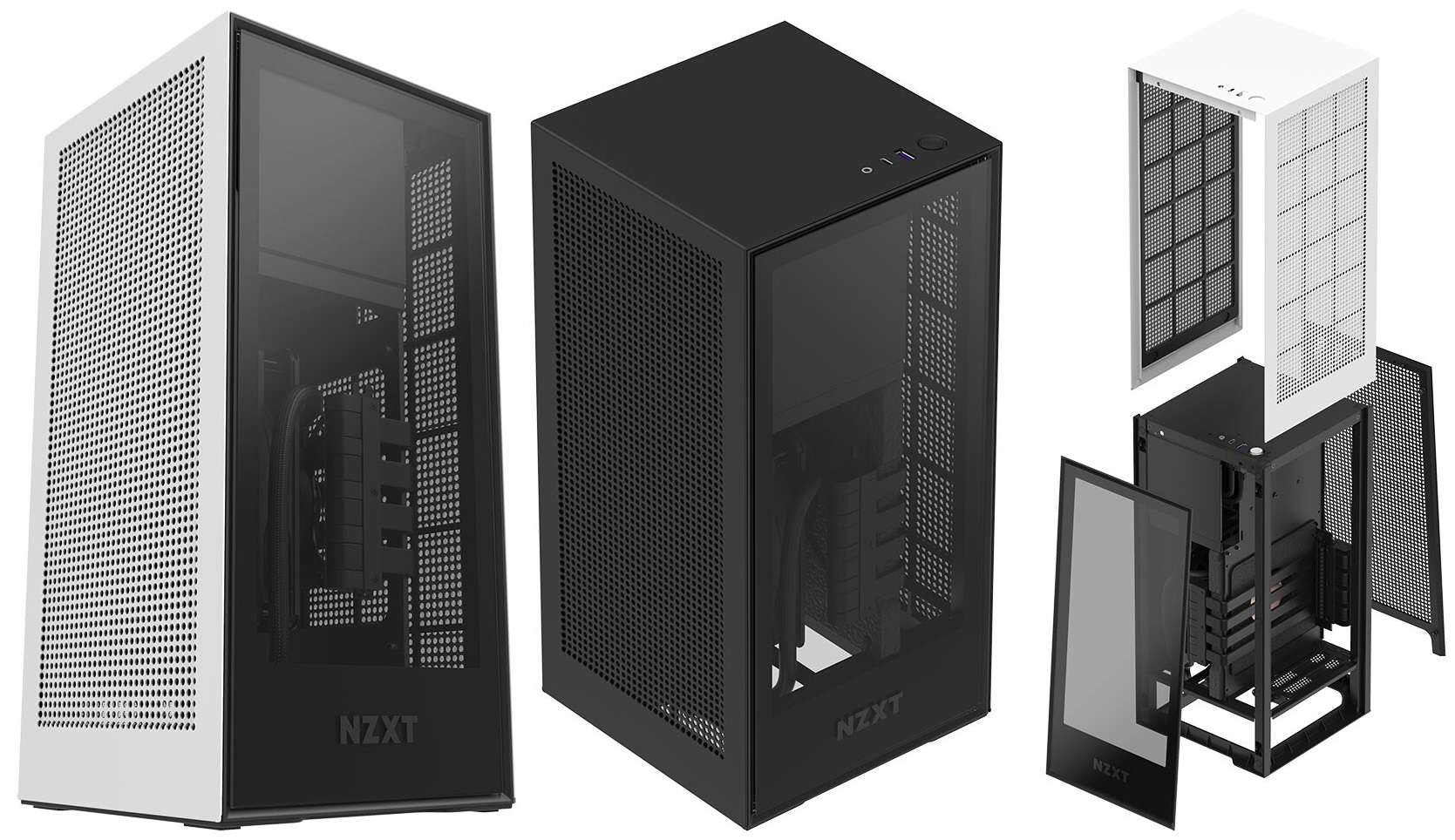 NZXT H1 0