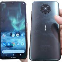 El Nokia Captain America se deja ver en imágenes, sería el Nokia 5.2