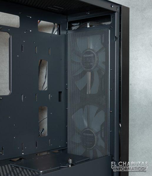 Nox Hummer Nova - Interior - Frontal