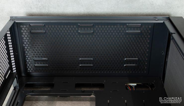 Nox Hummer Nova - Interior - Lado superior