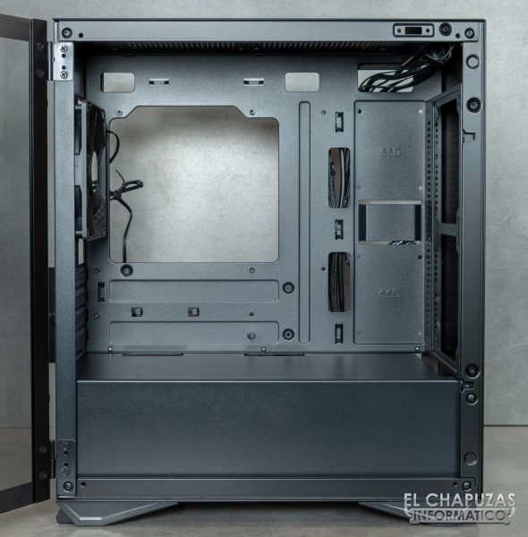 Nox Hummer Zero - Interior