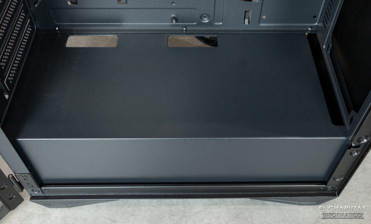 Nox Hummer Zero - Interior - Carenado