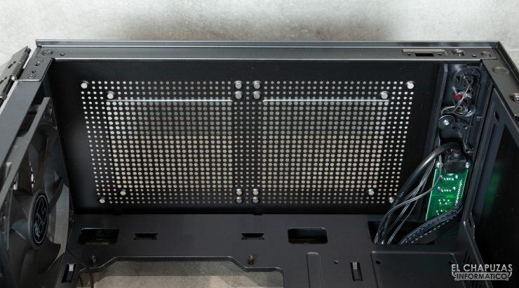 Nox Hummer Zero - Interior - Lado superior