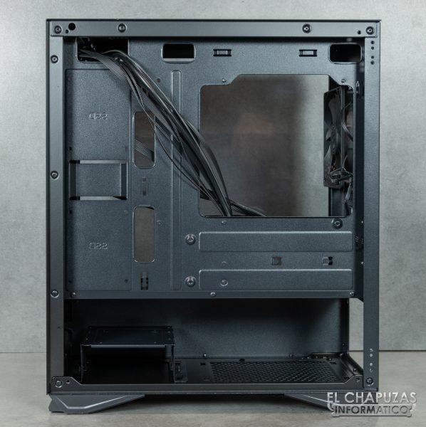 Nox Hummer Zero - Interior - Lado trasero