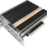Palit GeForce GTX 1650 KalmX, GPU con sistema de refrigeración pasivo