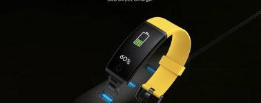 Realme Band: Pantalla OLED, sumergible y con puerto de carga USB Type-A