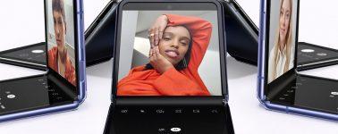 Samsung Galaxy Z Flip anunciado, nuevo smartphone plegable con un hardware que no es puntero