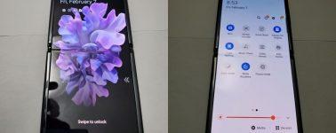 El Samsung Galaxy Z Flip se filtra al completo antes de su presentación oficial