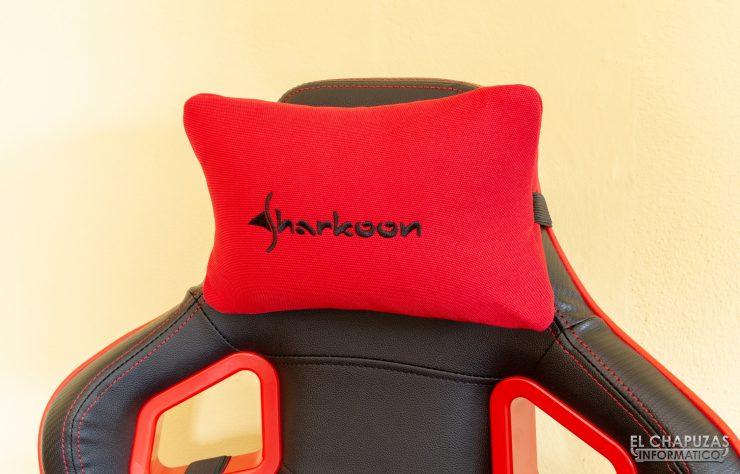 Sharkoon Elbrus 2 - Cojín cervical