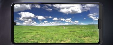 Sharp Aquos R5G: 6.5″ QHD+ @ 120 Hz, Snapdragon 865, 12GB RAM LPDDR5 y vídeo 8K