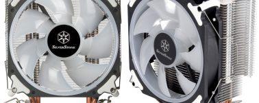 SilverStone Argon AR12 RGB: Disipador CPU de gama media compatible con TDPs de hasta 125W