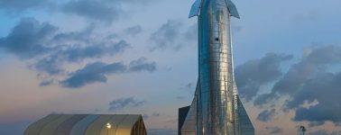 SpaceX se prepara: solicita permiso para realizar un vuelo de gran altitud con la nave Starship