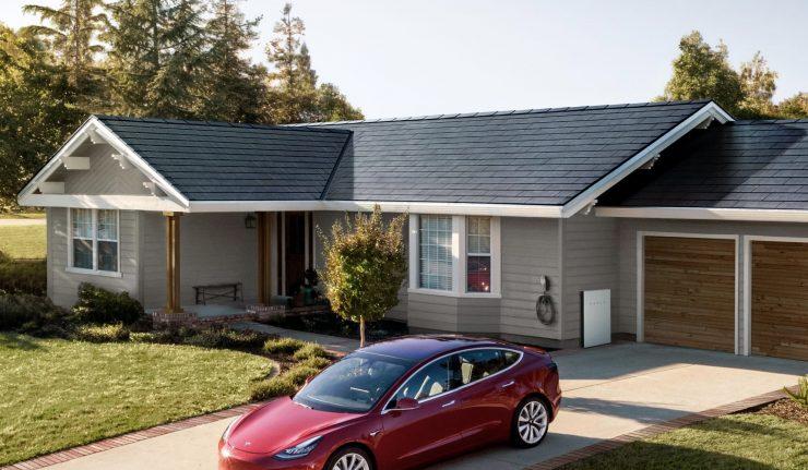 Tesla Panasonic