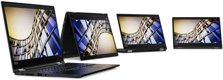 ThinkPad X13 y X13 Yoga