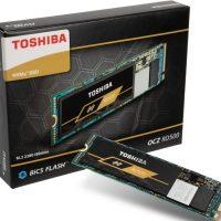 Toshiba RD500: El SSD M.2 tope de gama de la compañía con precio competitivo