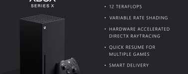 Microsoft confirma que la Xbox Series X emplea una GPU RDNA2 con 12 TFLOPs de potencia