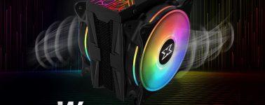 Xigmatek WindpowerPRO: Disipador CPU por aire de alta gama con diseño Push&Pull